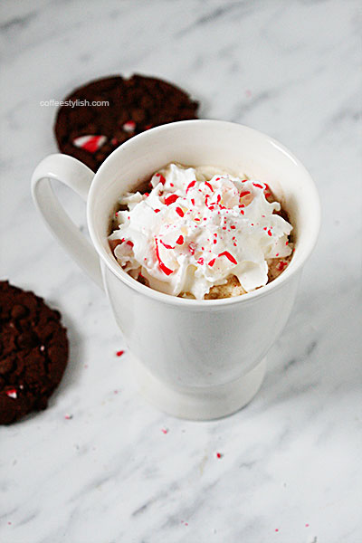 how to make peppermint mocha