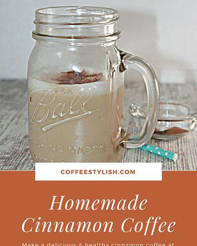 How to Make Cinnamon Coffee – The Easy Way!