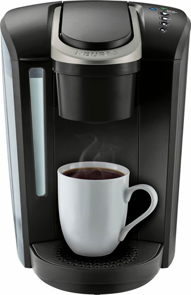 keurig k-select review