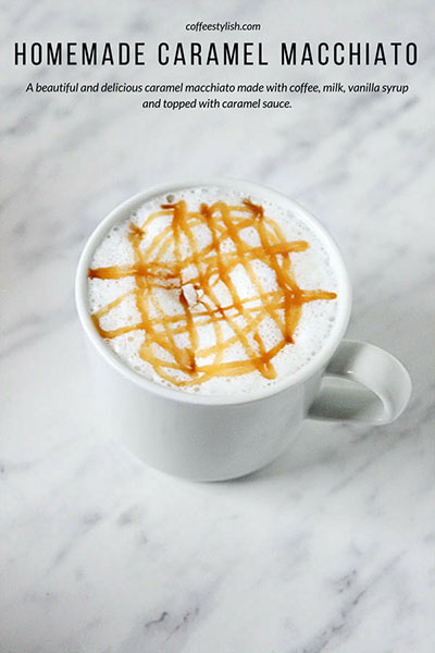 how to make salted caramel macchiato