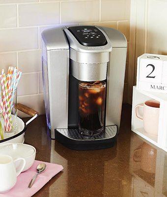 keurig iced coffee maker
