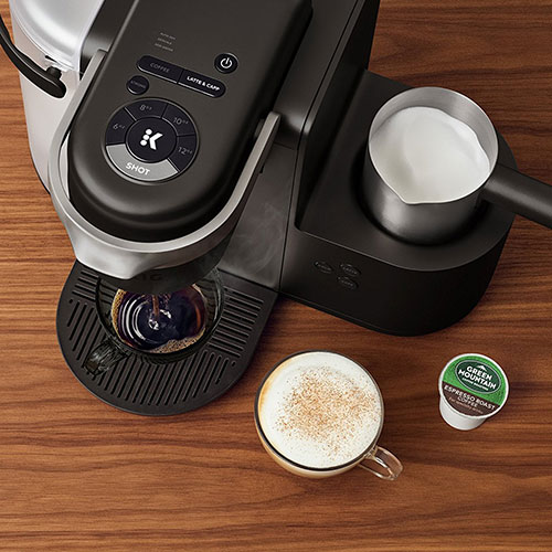 keurig k-cafe review