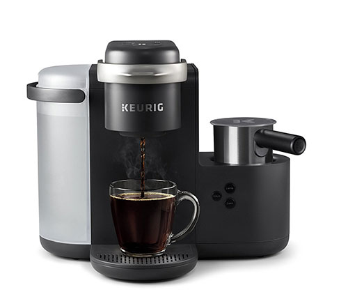 Keurig K Cafe Review You Ll Want To Get Your Hands On