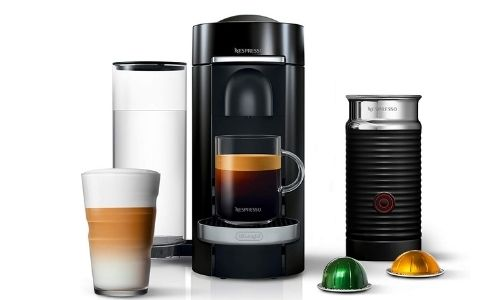 how does nespresso vertuo work